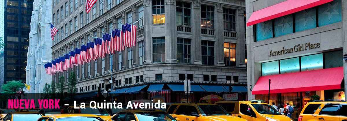 La Quinta Avenida, interesante y única - Viajar a Estados Unidos 45bff7429f